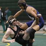 Blythewood wrestling v Westwood wrestling 1-6-16