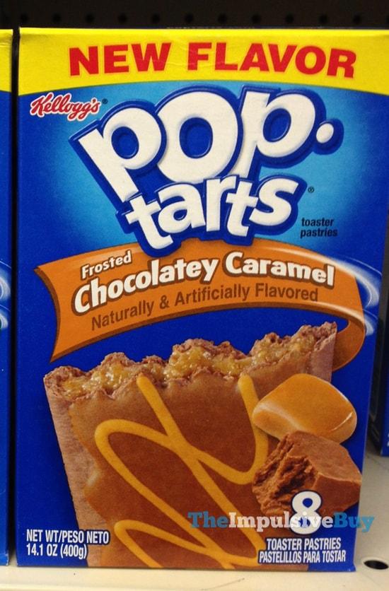 ... Kellogg's Frosted Chocolatey Caramel Pop-Tarts – The Impulsive Buy