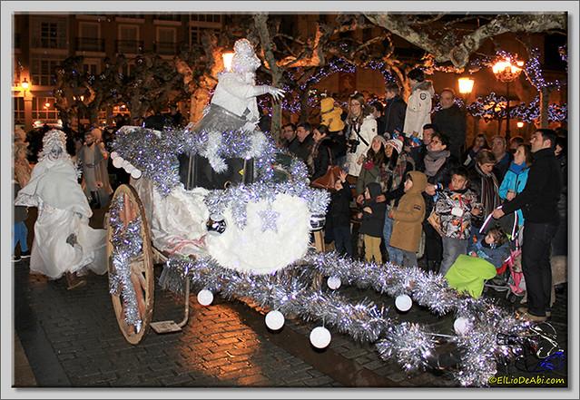 Ya vienen los Reyes Magos a Briviesca (2)