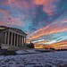 Jefferson Sunset by Nathan_A_Jones