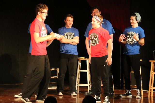 CDM - 2016 Comedy Sportz