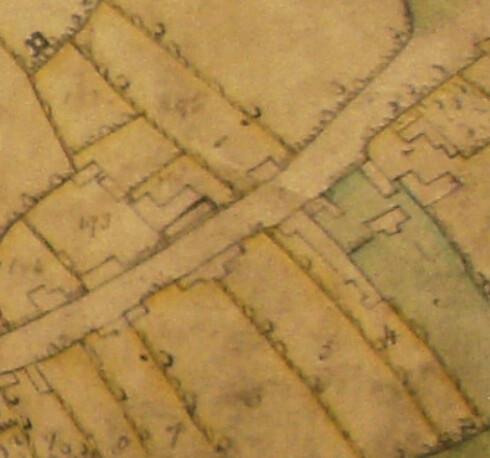 Town End Farm 1739