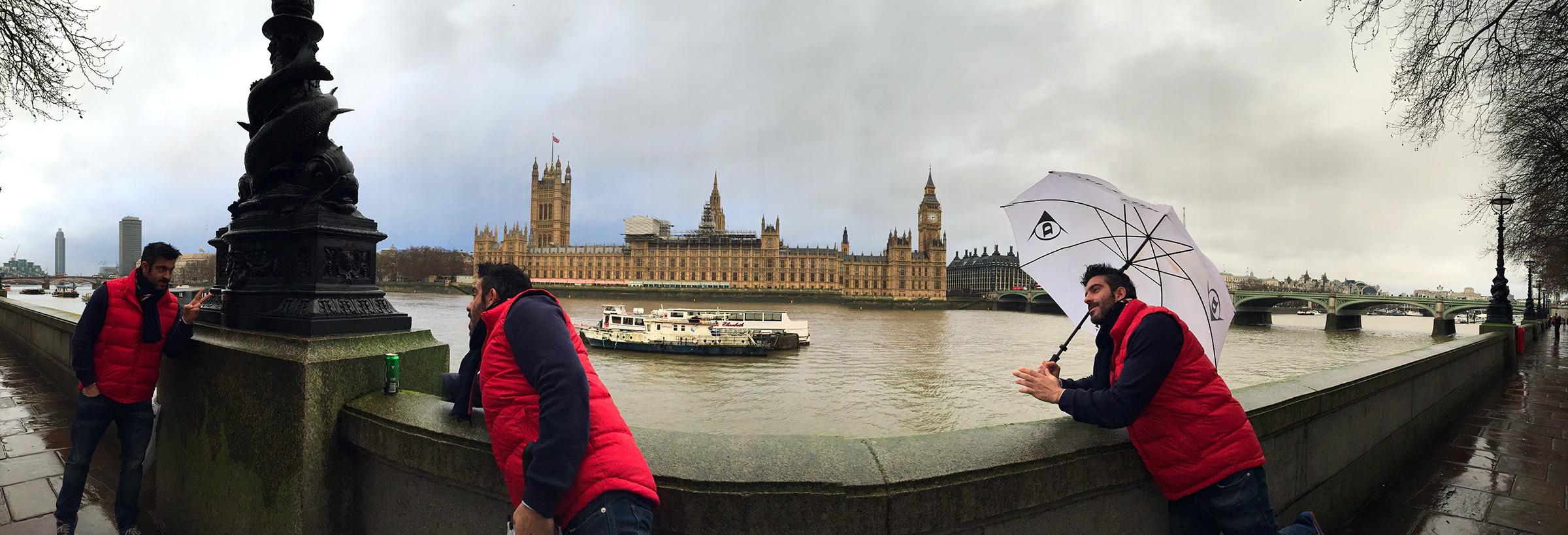 Viajar de París a Londres: Big Ben y Parlamento en Londres viajar de parís a londres - 24217646691 293853f971 o - Viajar de París a Londres en coche y con perro