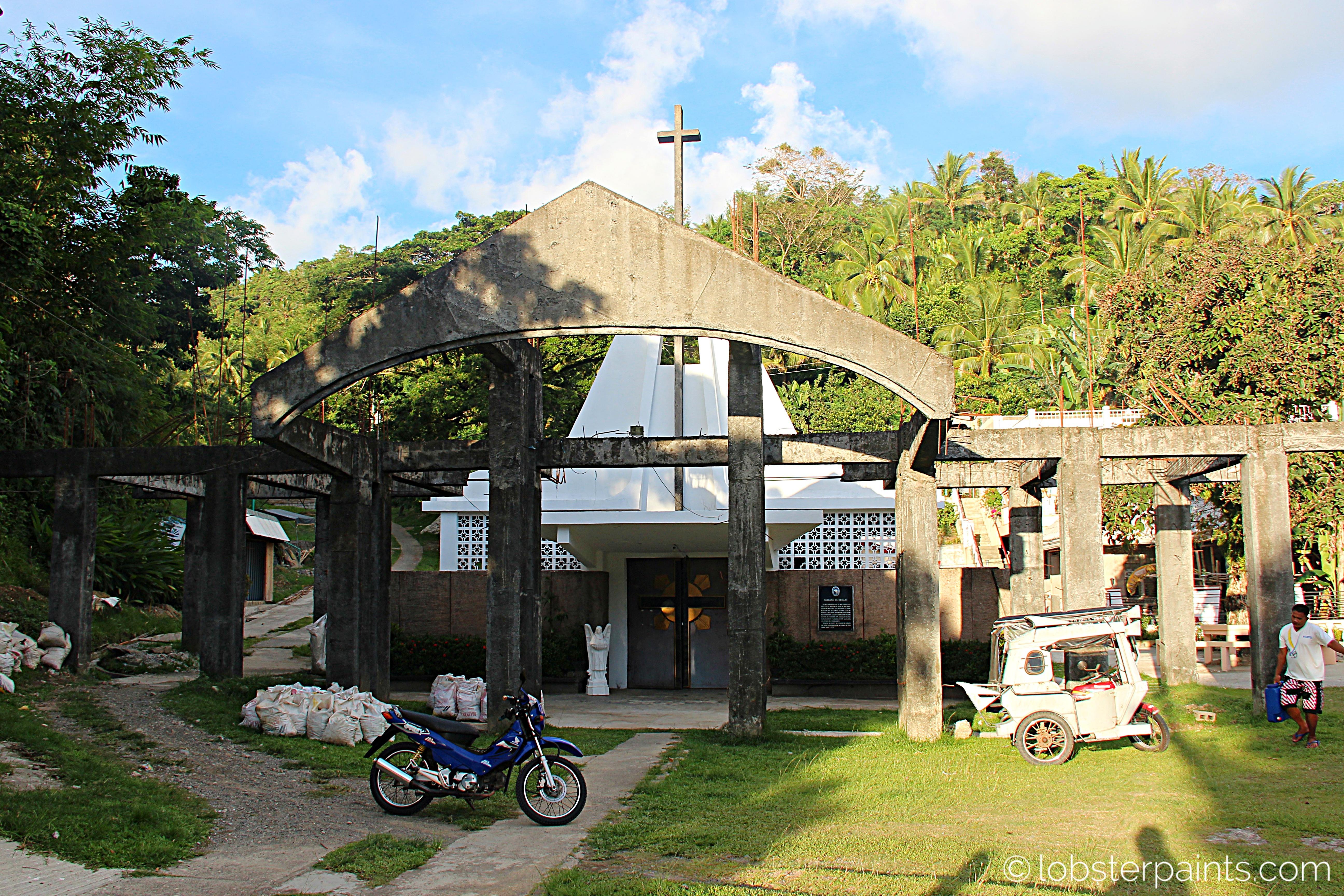 13 October 2015: Batalay Shrine | Catanduanes, Bicol, Philippines