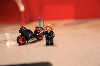 LEGO Marvel 76050 Crossbones' Hazard Heist 7