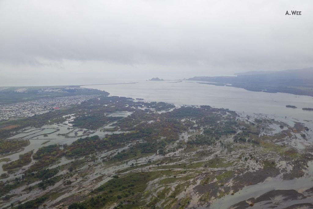 Delta of Rio Biobio