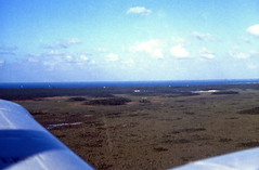 Bahamas 1989 (401) Flug nach Abaco