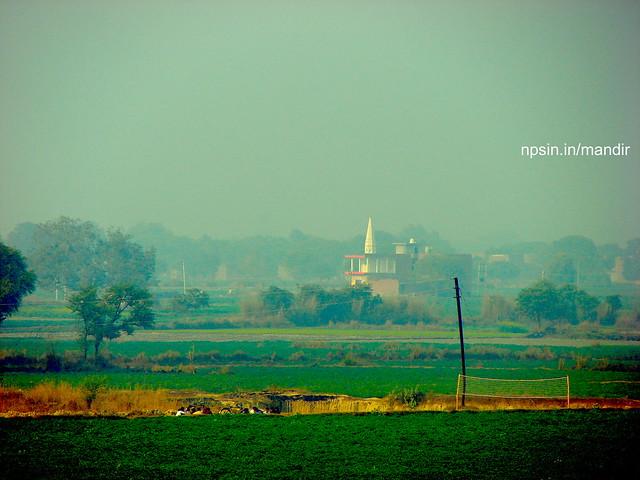 Destination of Second Mandir Darshan From Temple