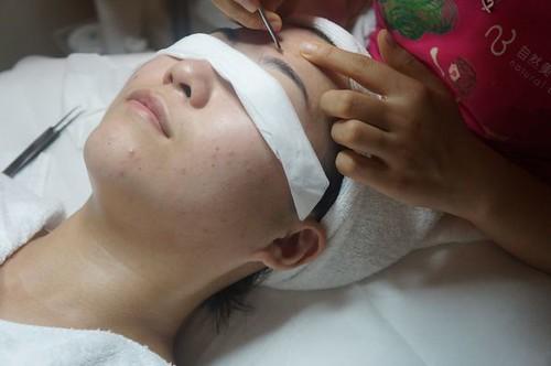 【轉貼】【 試保養 】Natural Beauty 自然美大墩店 細緻毛孔護理體驗 (34)