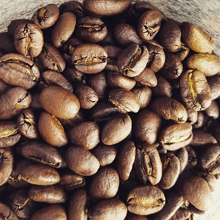 Ethiopia Kaffa Michiti Coop. Come and get it! #caffedbolla #slc #singleorigin #coffeeroasting #coffeebeans #ethiopiancoffee