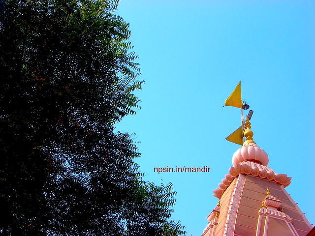 Vimana of Satyanarayan Garbhagriha (गर्भगॄह)