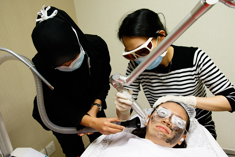 Premier Clinic TTDI Asthetic Treatment Review