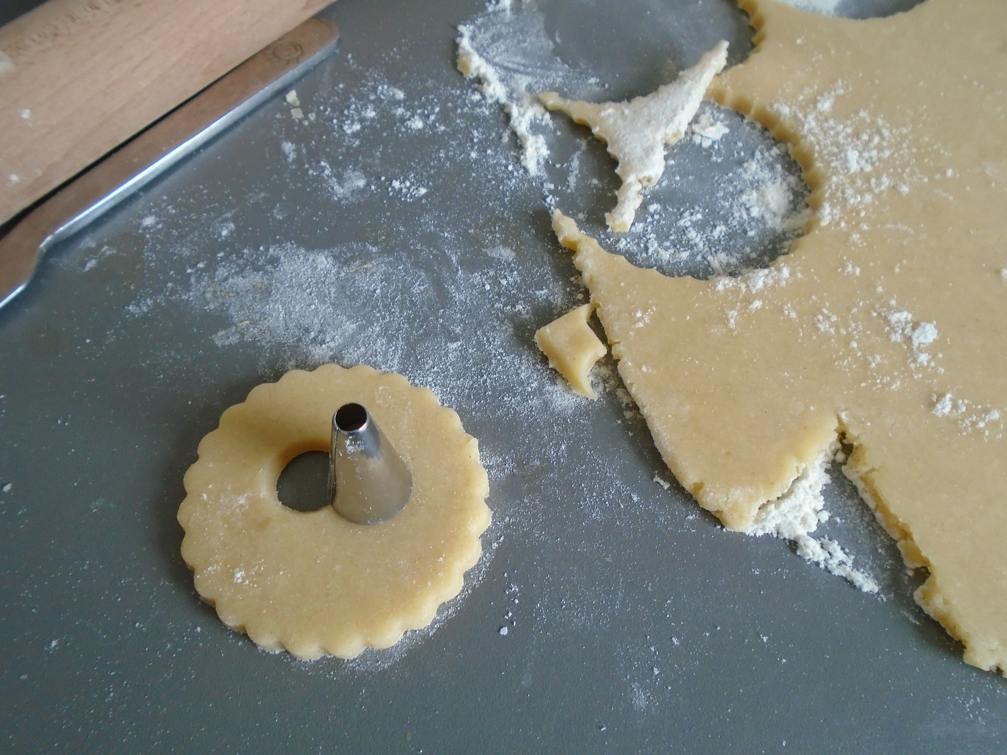homemade jammy dodgers