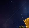 Space Station Fly Past