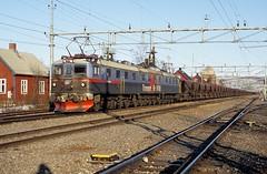 * Schweden  Erzbahn  New Scan