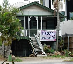 How badly do you want that massage?