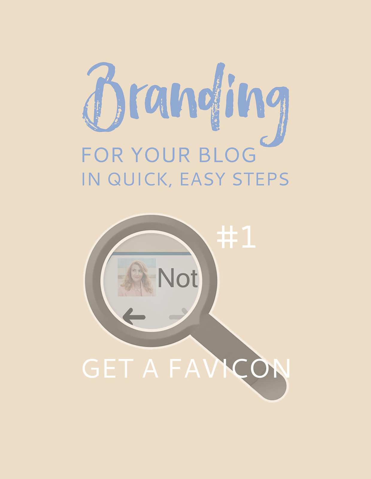 Not Dressed As Lamb | Branding For Your Blog in Quick, Easy Steps 1. Get a Favicon