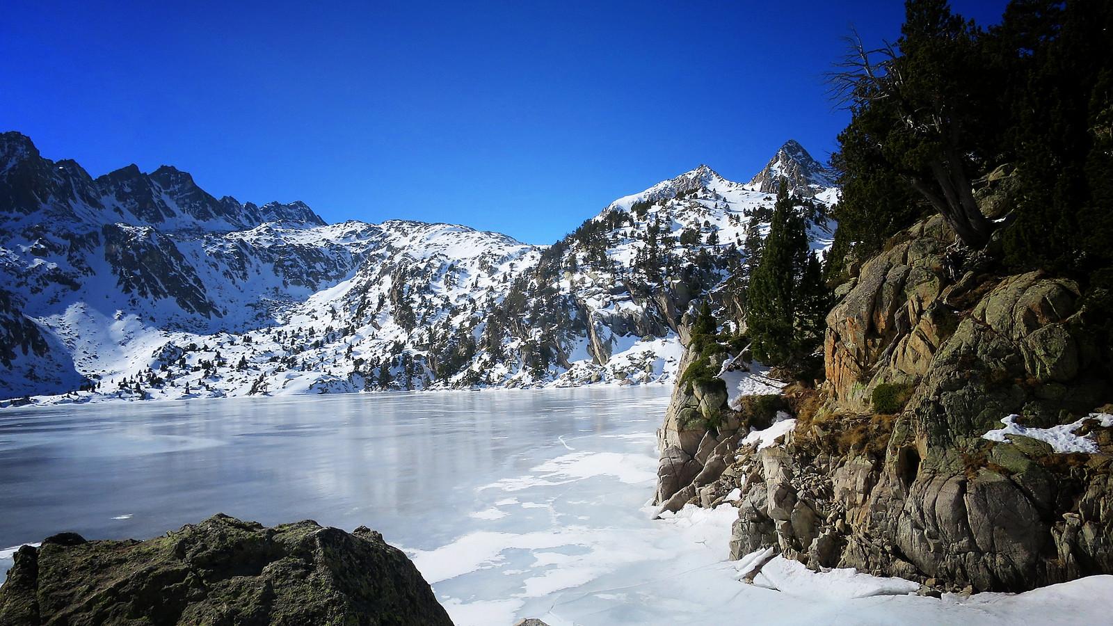 Aigüestortes: Espot - Vall de Peguera - Estany dels Lladres - Refugi Josep Maria Blanc - Estany Negre
