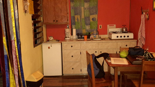 Apartamento en Cayo Caulker.