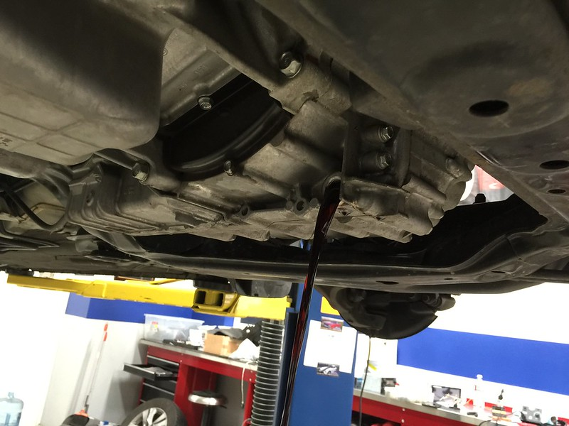 post your latest transmission lubricant change  - Bob Is The Oil Guy