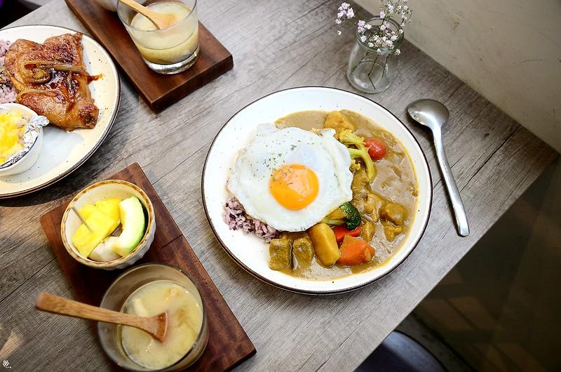 儲房咖啡館菜單台北怎麼去捷運地址營業時間乾燥花 (35)
