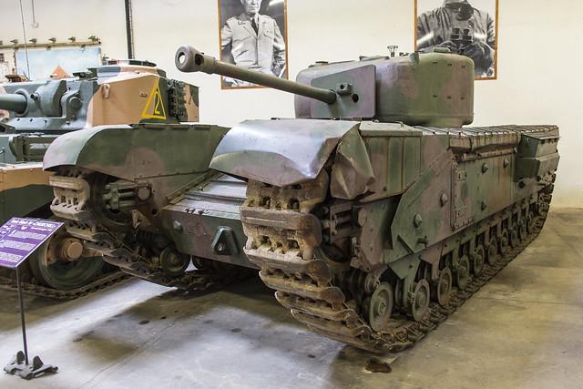 Churchill Mk VI