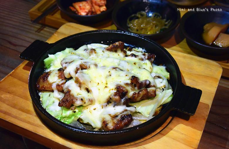 台中韓式料理韓國兄弟12