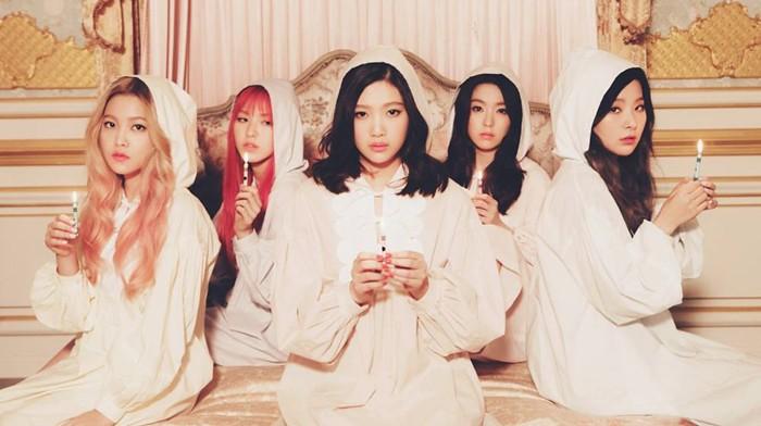 """""""The Velvet"""", novo EP do Red Velvet, é uma merda pedante e sonolenta"""