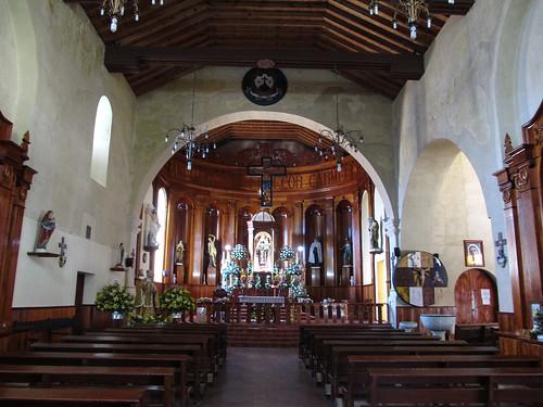 San Cristóbal de las Casas: el Templo del Carmen
