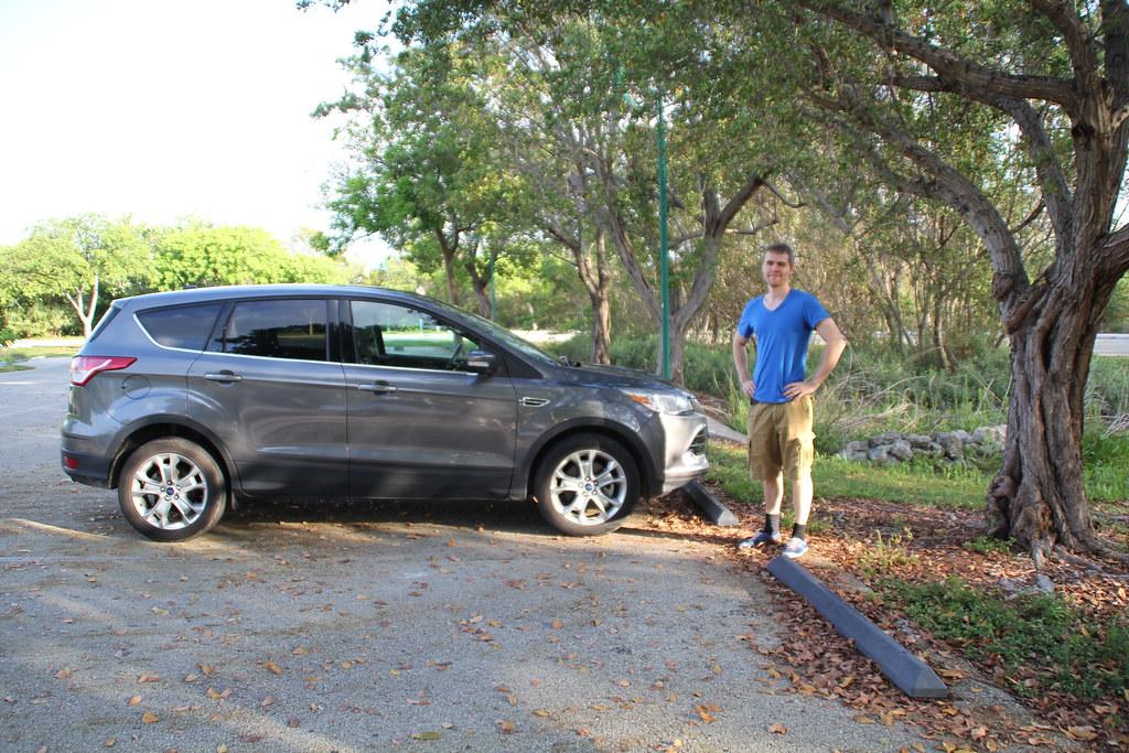 Vores bil - Ford Escape