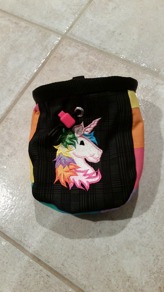 Unicorn treat pouch