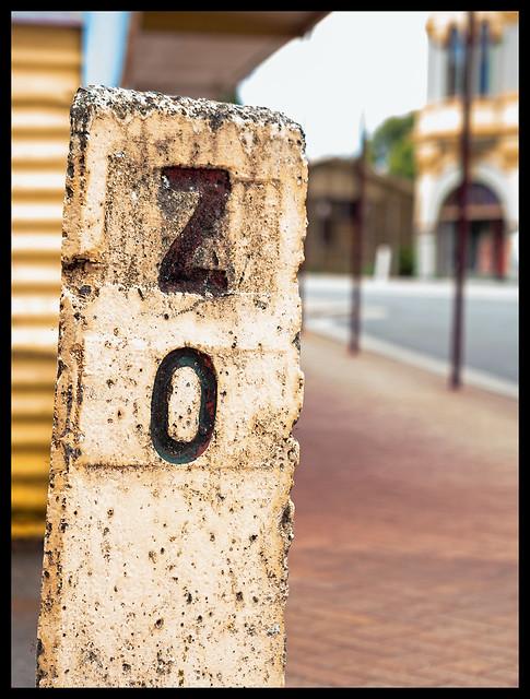 Z is for Zeehan