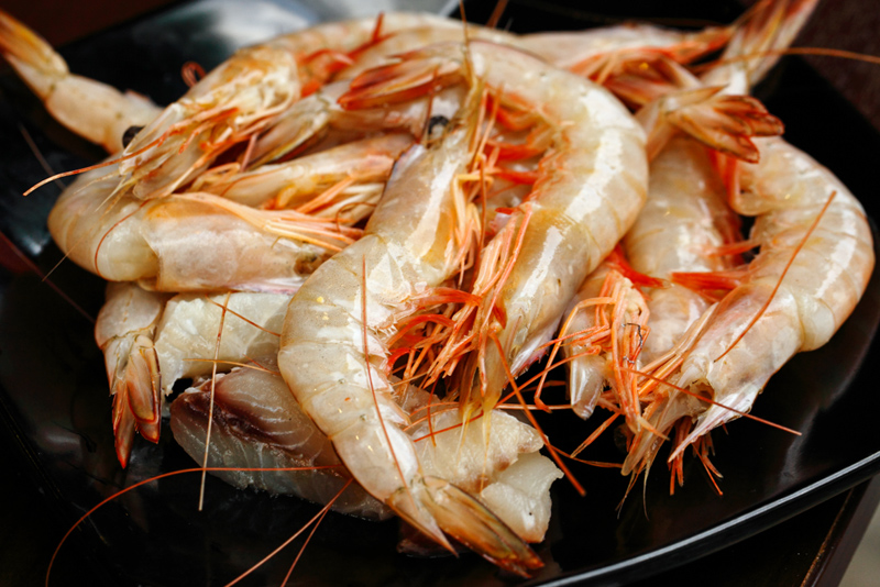 Xing Hot Pot & BBQ Fresh Sea Prawns