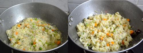 vegetable upma-5