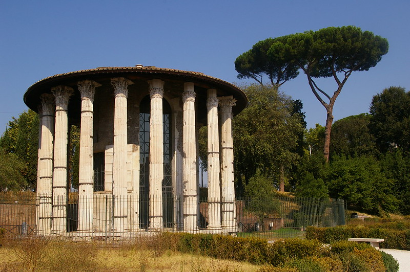 Templo de Hercules Víctor (Roma)