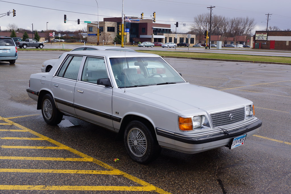 1988 Plymouth Reliant America | Alden Jewell | Flickr |Plymouth Reliant White