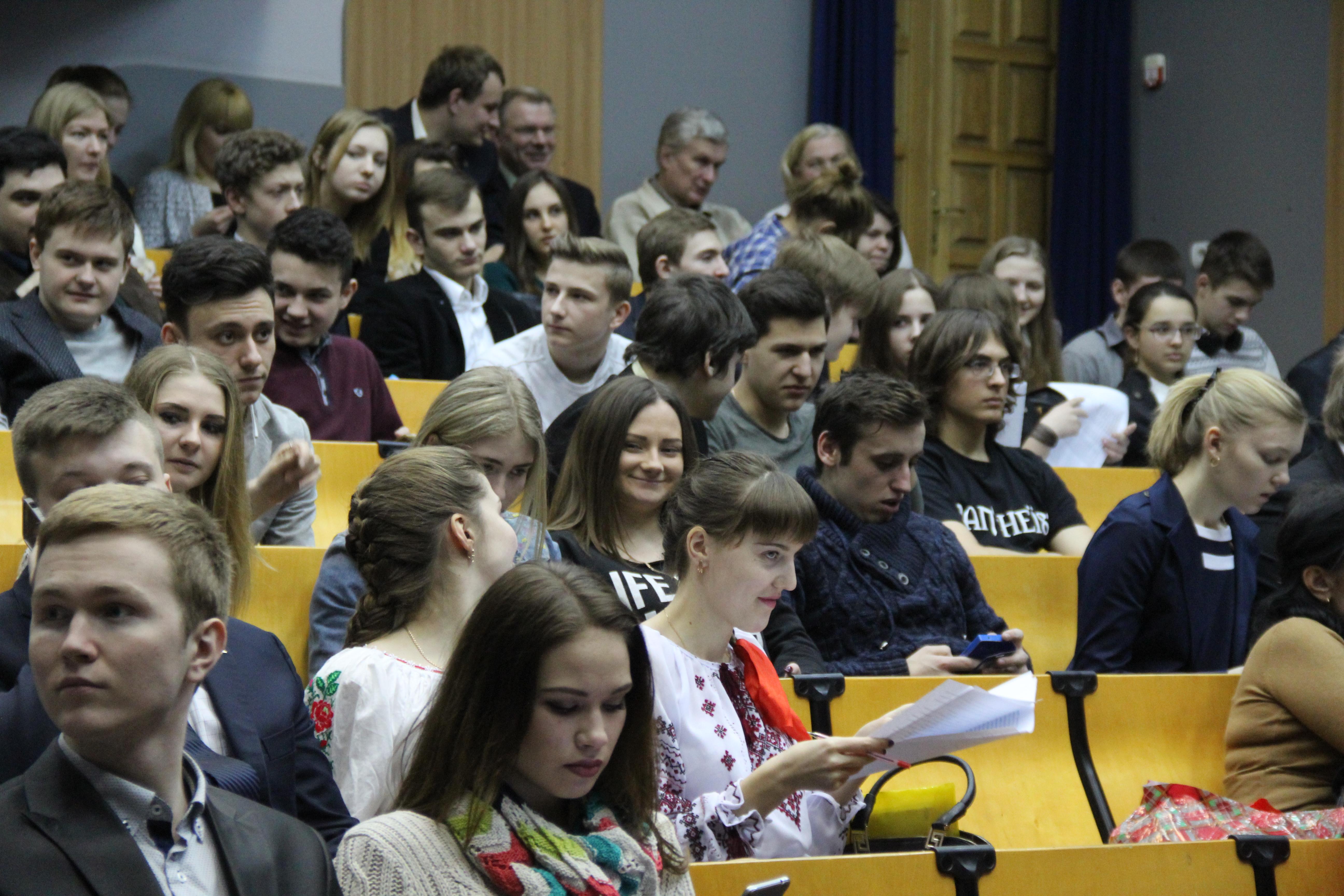 Науково-практична конференція / 18.03.2016