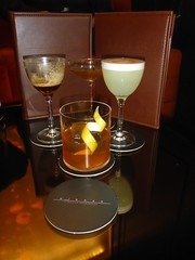 Cocktails, at Dinner by Heston