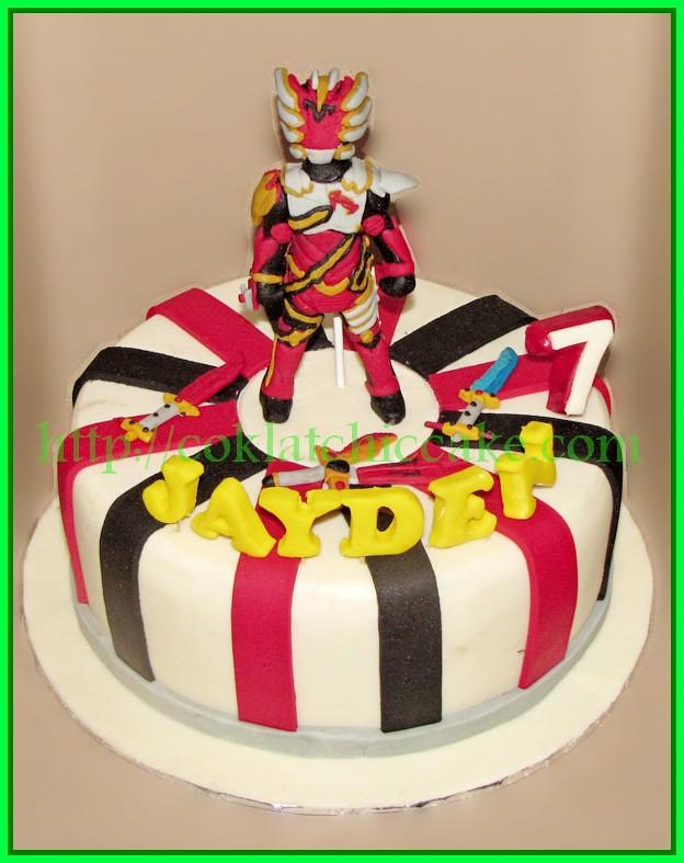 Cake Bima X