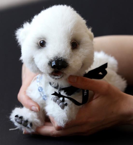 Nora Polar bear Baby