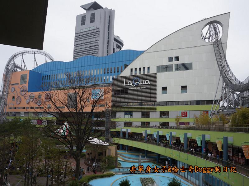 日本自由行小石川後樂園&東京巨蛋城22
