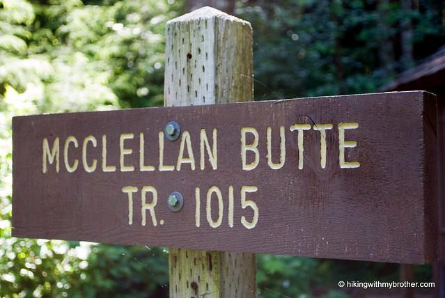 McClellan Butte
