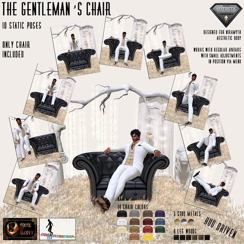The Gentleman's chair