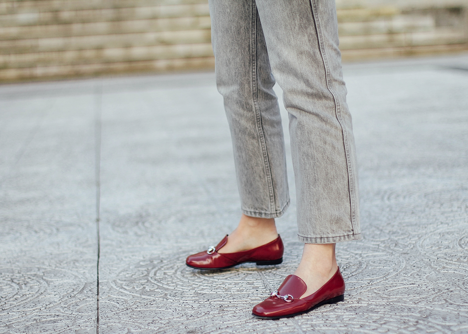 gucci loafers horsebit streetstyle myblueberrynightsblog