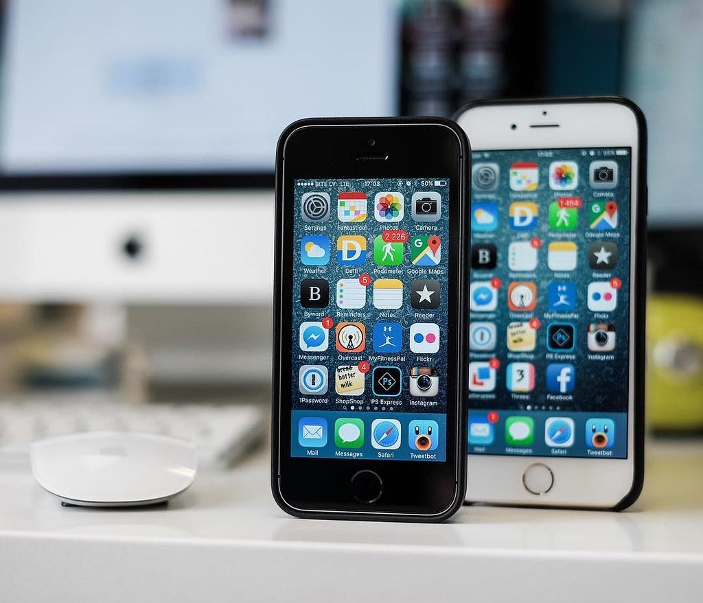 Ja jūs zinātu cik labi ir atkal lietot NORMĀLA izmēra telefonu 😌👍 #iPhoneSE