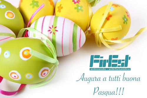 FirEst - Buona Pasqua