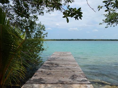 Laguna Azul - steiger