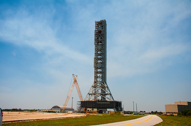 SLS Mobile Launch Platform