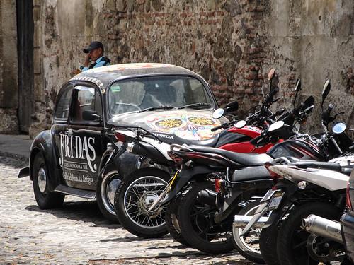 Antigua: la peintre Frida Kahlo est partout, même au Guatemala
