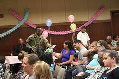 Garrison Baby Shower 2016 - U.S Army Garrison Humphreys, South Korea - 6 April 2016